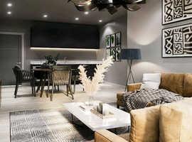 Luxury apartments £120k to £7m