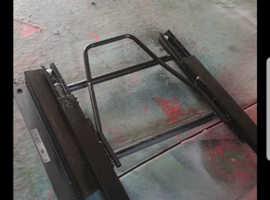 E46/e36 bucket seat frame