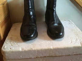 Toggi jodhpur boots adult size 6