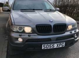 BMW X5 SPORT, 2005 (55), Semi auto Diesel, 133,000 miles