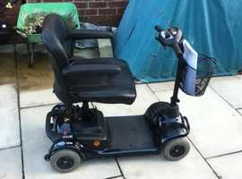 INVACARE LYNX FITS IN BOOT MOBILITY SCOOTER