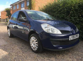 Renault Clio 1.4  70,000 miles FULL SERVICE HISTORY