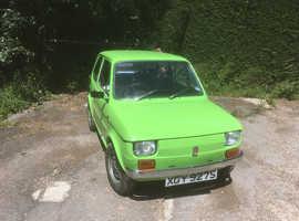 Classic Fiat 126l