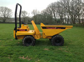 Thwaites Alldrive 7000, 3 Ton Articulated Dumper.