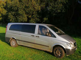 Mercedes Vito Extra Long Wheelbase Van for sale