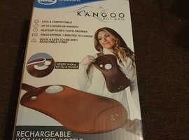 Kangoo Rechargeable hot water bottle