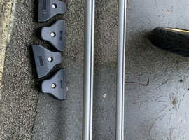 Roof bars for vectra C 2002-2008