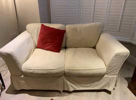 FREE 2x two-seater sofas