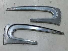 Lambretta Knuckles Panel Accessory Vigano Rare