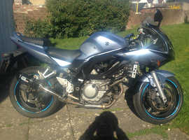 2007 Suzuki sv650 excellently condition good runner
