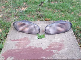 MGF 1997/2002 clear front side indicator lights