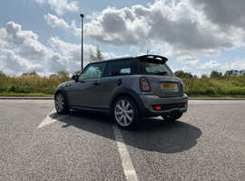 Mini Cooper S 2007 Grey Hatchback, Manual Petrol, 148,000 miles