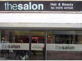 Looking for hairdressers to join our salon