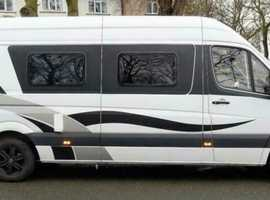 Fantastic Mercedes Sprinter Conversion