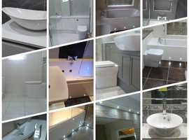 Bathrooms,  Kitchens, Refurbishment
