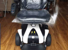 Travelux venture elevating power chair 4mph