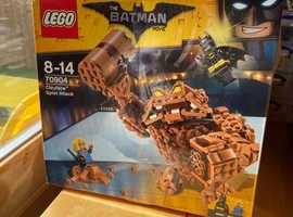 6  Batman Lego sets