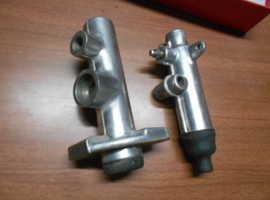 Clutch pumps for Bizzarrini