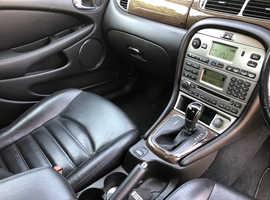Jaguar X-TYPE, 2009 (09) White Saloon, Automatic Diesel, 66,000 miles