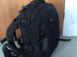 Lowepro camera rucksack