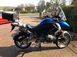 Beautiful low mileage 1200 GS TU