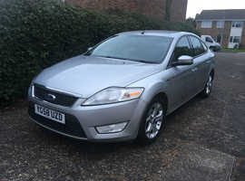 Ford Mondeo, 2008 (58) Hatchback, Manual Petrol, SERVICE HISTORY