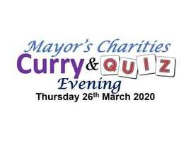 Mayor's Charities Curry & Quiz Night