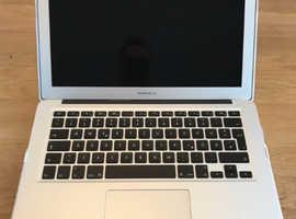 Apple MacBook Air 13.3 i5, 8GB, 128GB SSD Big Sur excellent condition!