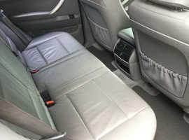 BMW X5, 2003 (53) Black Estate, Automatic Petrol, 106,000 miles