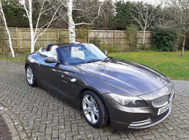 BMW Z SERIES, 2009 (59) Brown Convertible, Automatic Petrol, 66,000 miles
