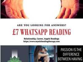 WhatApp Reading