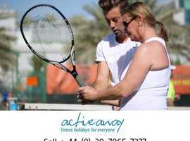 Luxury Hosted Tennis Holidays in UK/USA - Book Now