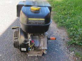 Wiltec 13hp petrol engine