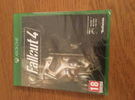 Fallout 4 (Xbox One) *Brand New*