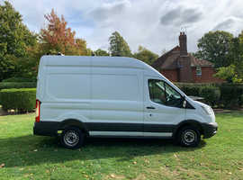 2016 Ford Transit. High Roof. 12 Month MOT