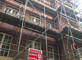 Reliable & Efficient Scaffolding Contractor