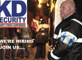 SIA Door Supervisors* wanted - Bars and Clubs ONLY - LONDON area KD Security - London,