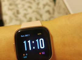 Lost smart watch fitbit versa 2