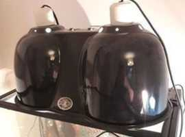 ZooMed Double Deep Dome Heat lamps
