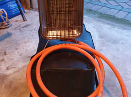 Camping or Workshop Heater.
