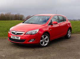 2011 Vauxhall Astra - Fine AF