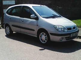 Renault Scenic, 2003 (03) grey saloon, Manual Petrol, 122828 miles