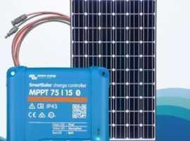Solar Panel Kits for Caravans & Motorhomes