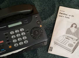 Panasonic Telephone Answer Machine Copier  etc - Chatham - Collection only NO DELIVERY sorry