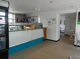 *Mixed Use Investment Opportunity*  Takeaway & Cafe and Residential Flat (FULLY LET)
