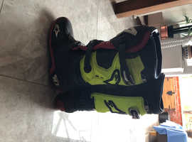 AlpineStars Tech 10 Motorcross Boots