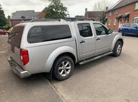 Nissan Navara, 2009 (09) Silver Other, Manual Diesel, 196,674 miles