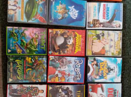 Kids 15 Dvd collection