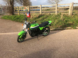 Kawasaki ZRX 400
