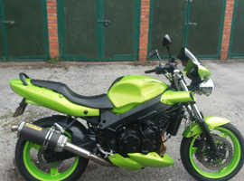 Triumph Speed four 600cc for sale